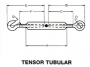 Tensor tubular